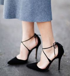 The jaw-dropping pumps