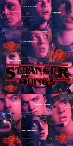 Lockscreen Stranger Things – Best of Wallpapers for Andriod and ios Stranger Things Netflix, Stranger Things Tumblr, Watch Stranger Things, Stranger Things Aesthetic, Stranger Things Season 3, Joyce Stranger Things, Comic Kunst, Comic Art, Starnger Things