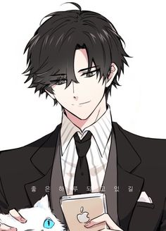 Image shared by ad astra. Find images and videos about mystic messenger on We Heart It - the app to get lost in what you love. Jumin Han Mystic Messenger, Mystic Messenger Characters, Cute Anime Guys, Anime Love, Jumin Han Daddy, Jumin X Mc, Saeran, Anime Kawaii, Good Looking Men
