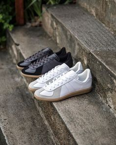 sports shoes d96b6 ed8d4  The adidas Originals BW Army is an reissue of a vintage shoe from the  German