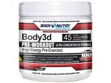 Body 3D Pré-Workout Pré-Treino 270g - Guaraná com Açaí - Body Nutry