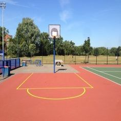 Contact Basketball Court Contractors 10