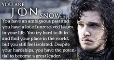 Which 'Game of Thrones' Character Are You? - BuddyTV
