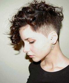 20+ Pixie Cuts for Curly Hair | Pixie Cut 2015