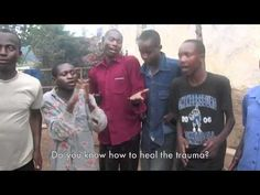 Trauma Tapping in Sierra Leone - YouTube #Tapping #EFTforChristians