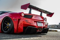 Best of the best - Liberty Walk X Fi Exhaust X Premiere works ! Ferrari 458 Italia Spider, Ferrari 288 Gto, Liberty Walk, Bmw 2002, Lifted Ford Trucks, Hot Wheels Cars, Pontiac Gto, Bugatti Veyron, Sport Cars