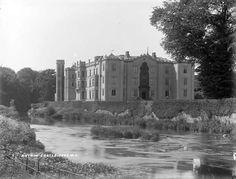 Antrim Castle, exterior, Co. Antrim