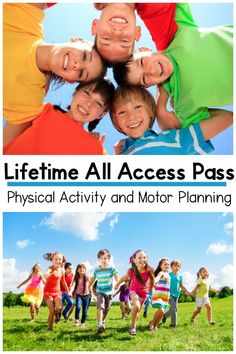Physical activity and motor planning for kids activities all in one place. Get your all access pass for a year or lifetime and gain access to everything! Fine Motor Activities For Kids, Sensory Activities, Therapy Activities, Sensory Play, Infant Activities, Physical Activities, Therapy Ideas, Physical Therapy Exercises, Pediatric Physical Therapy