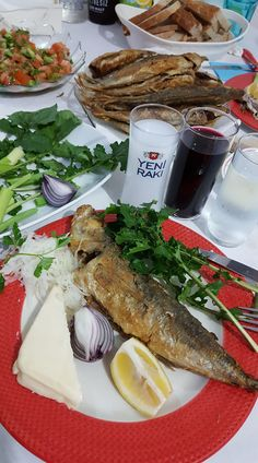 Rakı - balık Turkish Recipes, Greek Recipes, Ethnic Recipes, Snapchat, Story Instagram, Food Goals, Yesterday And Today, Food Pictures, Couple Pictures