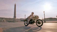 Keira Knightley Ducati for Coco Chanel     A Dream Upon A Dream!    A Ducati 848 Evo $14,495 Kiera Knightly On It, Priceless!
