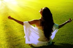 """5 Tips To Increase Your Energetic Vibrational Frequency- Seems like it will be """"Granola-Head"""" info, but there are good ideas."""