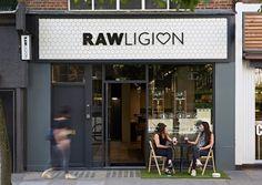 Rawligion in London by Mystery