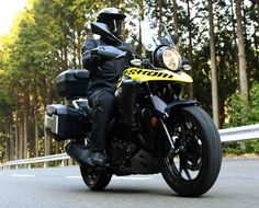 Pricing confirmed for the Suzuki V-Strom 250