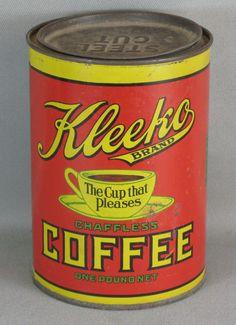 Kleeko Brand Coffee