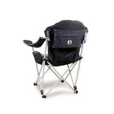 The Brooklyn Nets Reclining Camp Chair