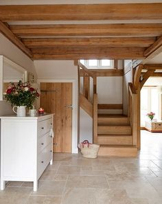 A lovely barn conversion. Our door furniture features. Pewter door hinges and cu… A lovely barn conversion. Our door furniture features. Pewter door hinges and cu…,Hallway ideas A lovely barn conversion. Our door furniture. Style Cottage, Style At Home, Cottage Interiors, Door Furniture, Kitchen Furniture, Colorful Furniture, Home Remodeling, House Plans, Sweet Home