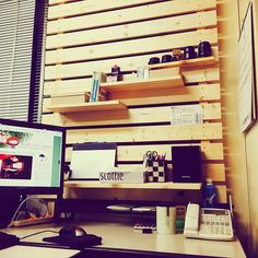 話題のDIYに挑戦!100均「すのこ」を使ってインテリア家具を作っちゃおう♡ | Linomy[リノミー]