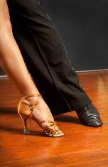 Dancers Feet stock photo