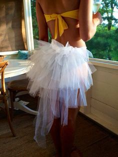 Bachelorette Bikini Bustle by tutusbytutusisters on Etsy, $24.00