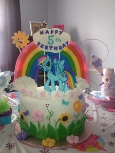 Figurine #1: Little Pony - CakesDecor