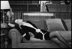 Abbas Ines de la Fressange poses in Coco Chanel Aparment 1986 Paris France Coco Chanel, Parisienne Chic, Elsa Peretti, Magnum Photos, Carolina Herrera, Karl Lagerfeld, Poses, Best Fragrance For Men, Valentino