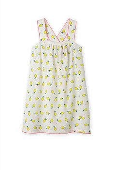 Lemon Print Nightie