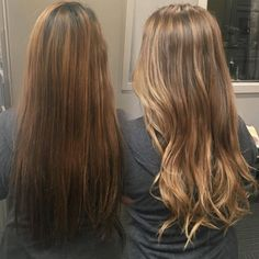 Before and After #ericjamesd #ericjamesstudio #blogger #hairblogger #beautyblogger #hair #beforeandafter #blonde #brunette #blondehair #hairbycontinuum #lovingdslabs #davinesnorthamerica #davinesofficial #davines #balayage #balayagehighlights #haircolor #btcpics #modernsalon #americansalon #lahair #follow #lastylist #sandiegosalon #haircolor #haircare #haircut by ericjamesd