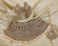 Antique Jewelry Store Near Me another Bridal Jewelry Hyderabad via Bridal Jewelr. - Antique Jewelry Store Near Me another Bridal Jewelry Hyderabad via Bridal Jewelry Sets In Bangalore - Indian Bridal Jewelry Sets, Indian Jewelry Earrings, Fancy Jewellery, India Jewelry, Stylish Jewelry, Fashion Jewelry, Gold Jewelry, Bridal Jewellery, Antique Jewelry