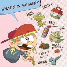 Time to roll up those sleeves and dig deep in Lana's bag! #theloudhouse #whatsinmybag