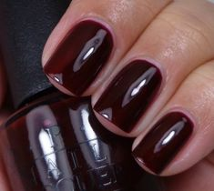 OPI Visions Of Love | So witchy and fabulous for fall