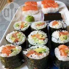 Basisrecept sushi @ allrecipes.nl