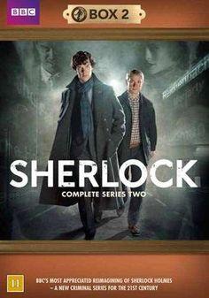 Sherlock. Box 2 [Videoupptagning] / Regi: Paul McGuigan & Toby Haynes ... #film #dvd