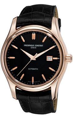 Frederique Constant Index Automatic Mens Wristwatch