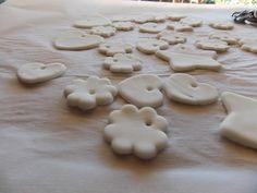pasta di ceramica a freddo