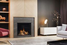 DRU - Maestro 75 Eco Wave THE ORIGINAL ULTIMATE FIRE. Check out this stunningly classic fireplace that would be suitable for any home. Visit our showroom in and fall in love with your new fireplace. Home Living Room, Gas Fireplace Ideas Living Rooms, Interior, Home Fireplace, Living Room Decor Fireplace, Freestanding Fireplace, Modern Fireplace, Interior Design, Living Room Tv Wall