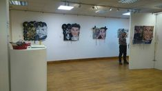 My 1st solo exhibition at the Python Gallery in Middlesbrough is officially opened and my portraits of Jay McGuiness (@birdspotting) and others look great in the gallery  Exhibition on from 2nd February until 3rd March - opening times Mon-Fri 9.30am to 5pm #jaymcguiness #thewanted #Strictly #RipItUp #tomparker #edsheeran #Marvel #harrypotter #gameofthrones #louissmith #teamgb #natalielowe #otimabuse #music #sports #film #fineart #mixedmedia #portraits #portraitartist #portraiture #paintings…