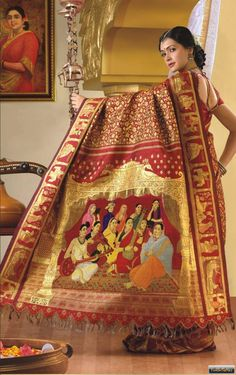 The World's Most Expensive Saree