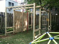 Jungle Gym - asmallgreenspace.com