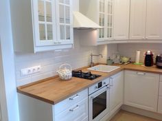 Белая кухня - IKEA FAMILY