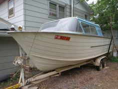 Yeah, that's my boat 50 Years Ago, Starcraft, Larry, Boats, Ships, Boat, Ship