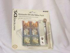 Nintendo DS Lite Value Pack - Nintendogs Version #Hori
