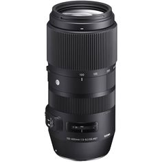 Sigma 100-400mm f/5-6.3 DG OS HSM Contemporary Lens for Canon EF - International Version