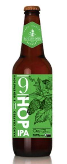9 HOP IPA (Robinsons Brewery) [Micromalta diciembre 2015]