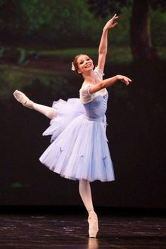 "<<Evgenia Obraztsova (Bolshoi Ballet) in ""The Flower Festival in Genzano"", choreography by August Bournonville at Dance Open Ballet Festival, April 2013, Saint Petersburg, Russia>>"