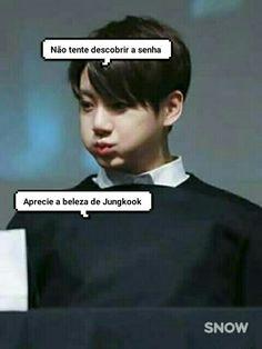Tela de bloqueio de Jungkook