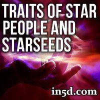Are you a Star Person or Starseed? The number of people who currently fit the profile of Star Children - or those who are evolving - has risen greatly.