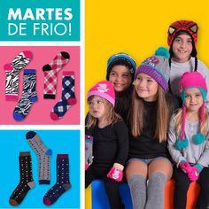 Llego el frio! Busca nuestros productos para abrigarte a vos y a toda tu familia!