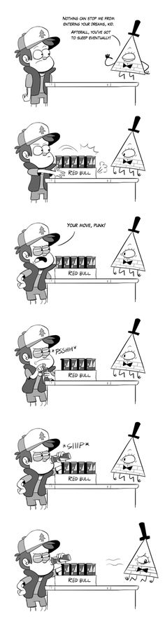 Bill's weakness by markmak.deviantart.com on @DeviantArt