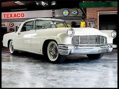 1956 Lincoln Continental Mark II :)
