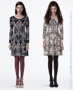 Dear Creatures - Jennifer Sweater Dress #dearcreatures